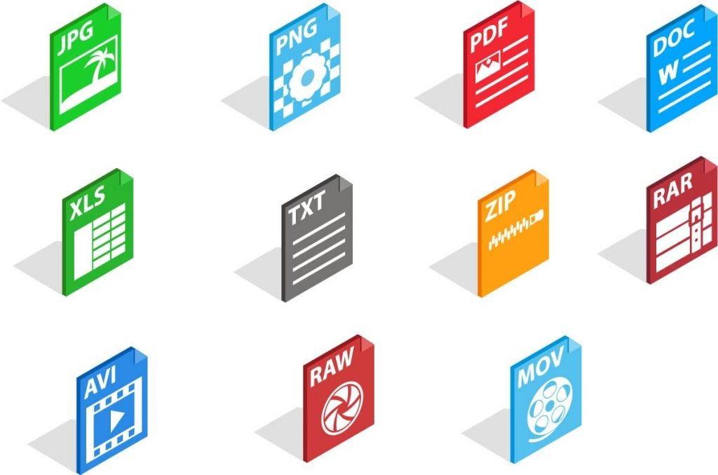Best file types to send to printer - Printchain
